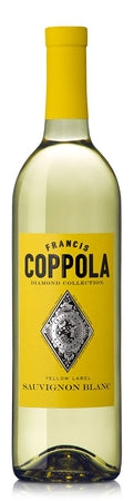 Francis Ford Coppola Diamond Collection Sauvignon Blanc Yellow Label 2016
