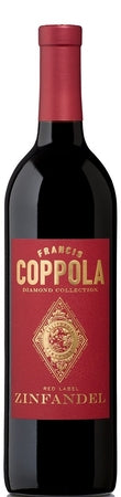 Francis Ford Coppola Diamond Collection Zinfandel Red Label 2015