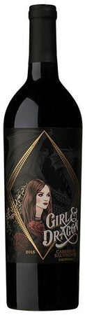 Girl & Dragon Cabernet Sauvignon 2015