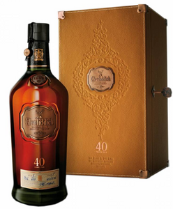 Glenfiddich Single Malt Scotch 40 Year