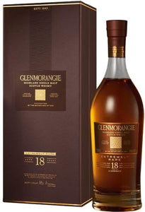 Glenmorangie Scotch Single Malt 18 Year Extremely Rare
