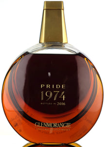 Glenmorangie Scotch Single Malt 1974 42 Year Pride 1974