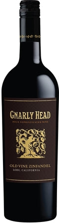 Gnarly Head Zinfandel Old Vine 2015