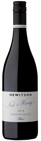 Hewitson Shiraz Ned & Henry's 2016