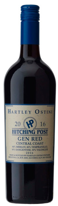 Hitching Post Generation Red 2016