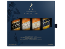 Load image into Gallery viewer, Johnnie Walker Collection 200Ml Gift 4 Pack