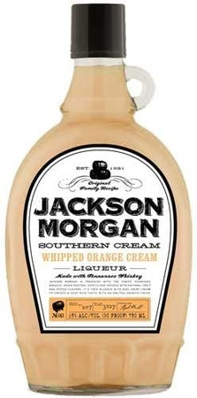 Jackson Morgan Southern Cream Whipped Orange Cream