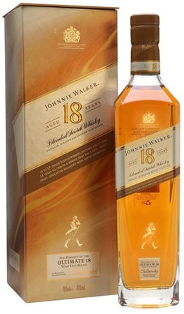 Johnnie Walker Scotch Ultimate 18 Year Old