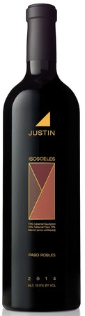 Justin Vineyard Isosceles 2014