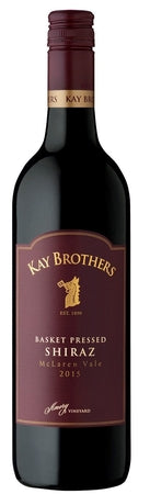 Kay Brothers Shiraz Basket Pressed 2014