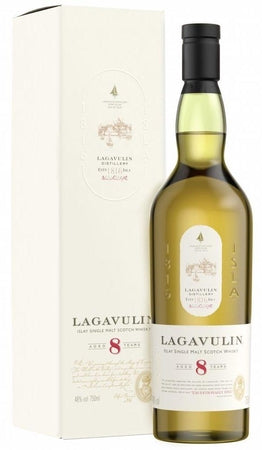 Lagavulin Scotch Single Malt 8 Year
