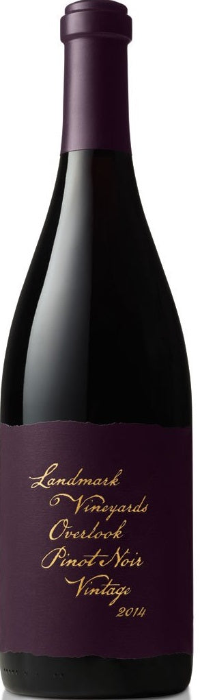 Landmark Vineyards Pinot Noir Overlook 2015