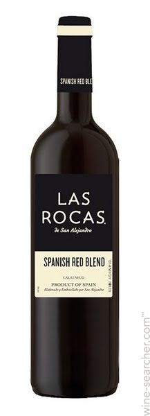 Las Rocas Spanish Red Blend 2016
