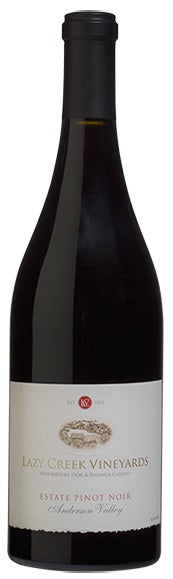 Lazy Creek Vineyards Pinot Noir 2014