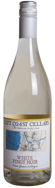 Left Coast Cellars White Pinot Noir 2017