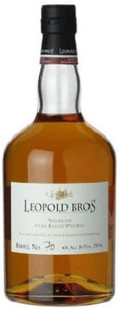 Leopold Bros Whiskey American Small Batch