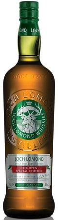 Loch Lomond Scotch Single Malt The Open Special Edition 2019