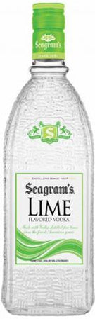 Seagram's Vodka Lime