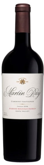 Martin Ray Cabernet Sauvignon Diamond Mountain District 2016