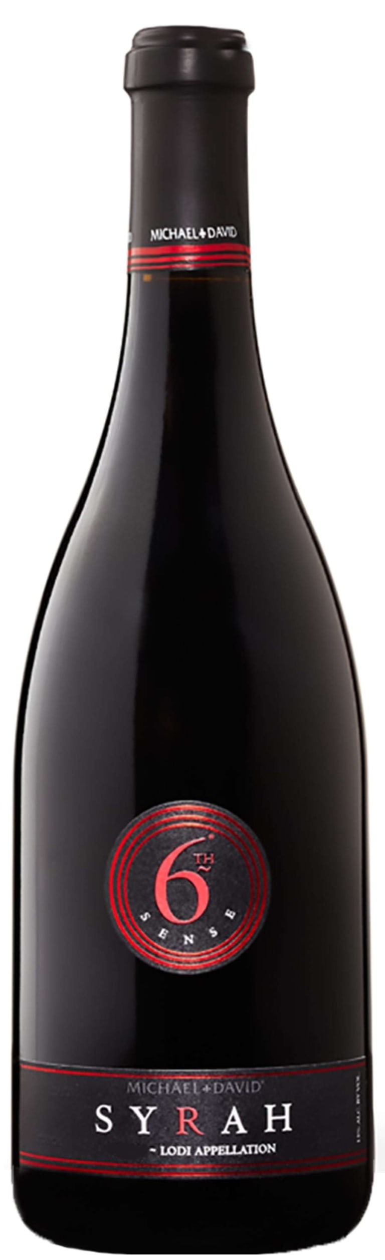 Michael David Syrah 6Th Sense 2016