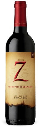 Michael David Zinfandel Old Vine The Seven Deadly Zins 2015