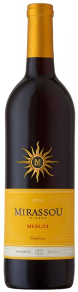 Mirassou Winery Merlot 2016