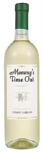 Mommy's Time Out Trebbiano Pinot Grigio 2017