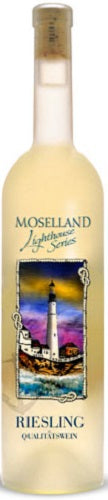 Moselland Ars Vitis Riesling Lighthouse Scene 2016