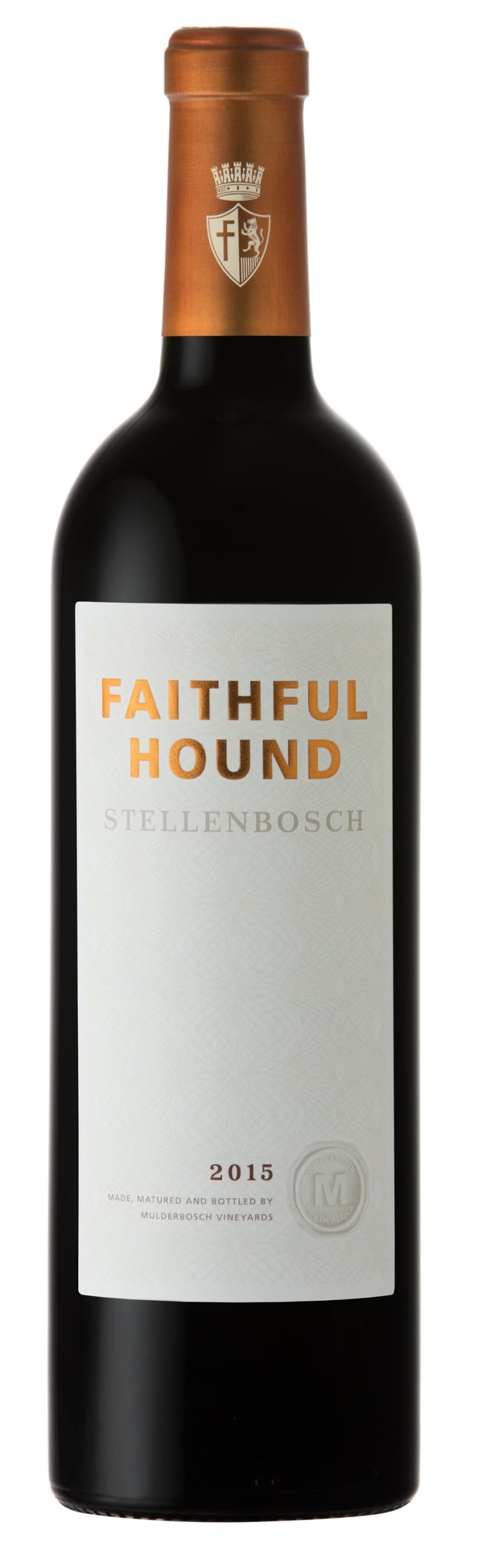 Mulderbosch Faithful Hound 2015