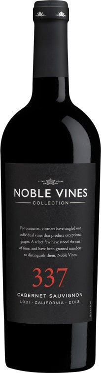 Noble Vines Cabernet Sauvignon 337 2015