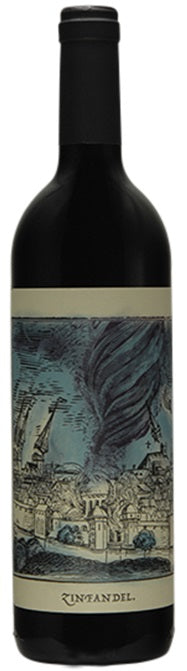 Rabble Zinfandel Mossfire Ranch 2015