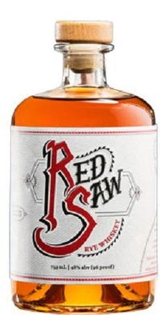Red Saw Rye Whiskey