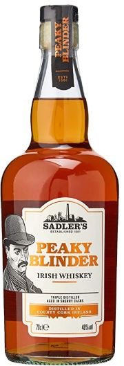Sadler's Irish Whiskey Peaky Blinder