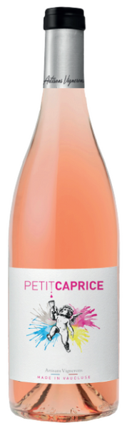 Petit Caprice Vin de Pays Rose 2017 (Free shipping on 6 bottles or more)
