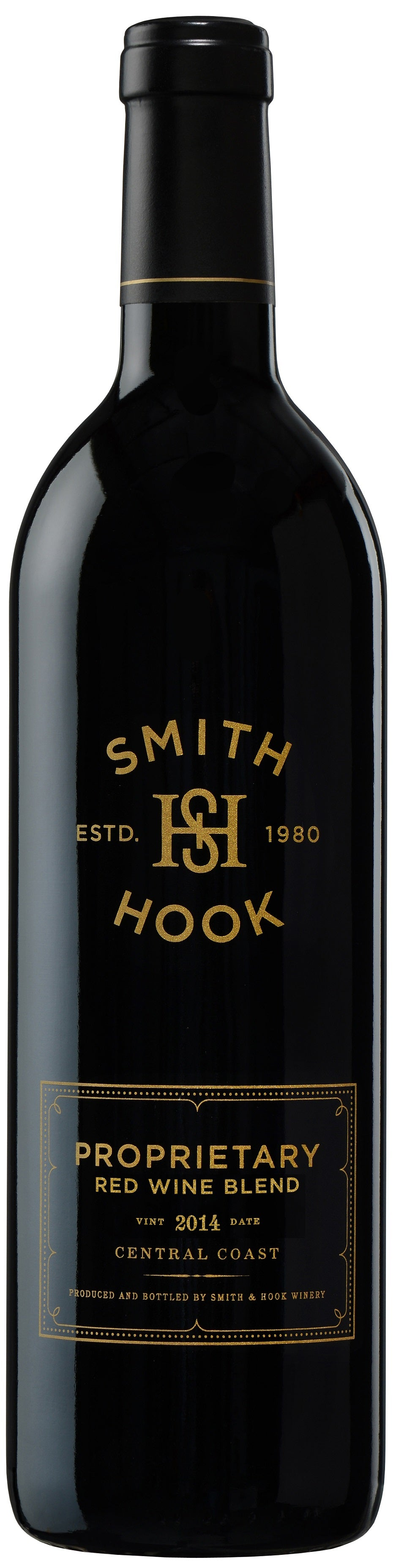 Smith & Hook Proprietary Red Wine Blend 2014