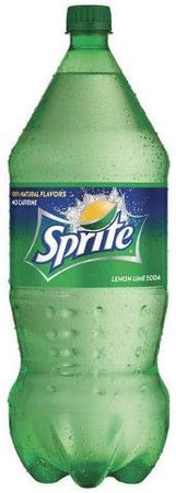 Sprite Soda Bottle 2 Liters