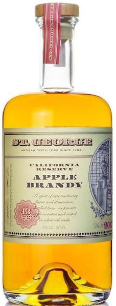 St. George Brandy Apple Reserve