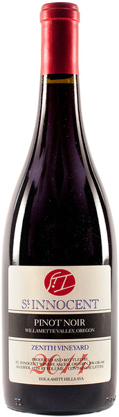 St. Innocent Pinot Noir Zenith Vineyard 2014