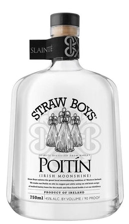 Straw Boys Poitin