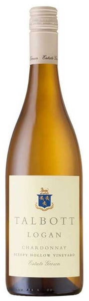 Talbott Chardonnay Logan Sleepy Hollow Vineyard 2015