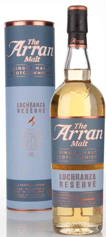 The Arran Malt Scotch Single Malt Lochranza Reserve