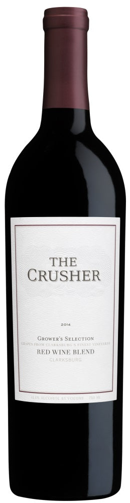 The Crusher Red Wine Blend Sugar Beet Ranch 2015