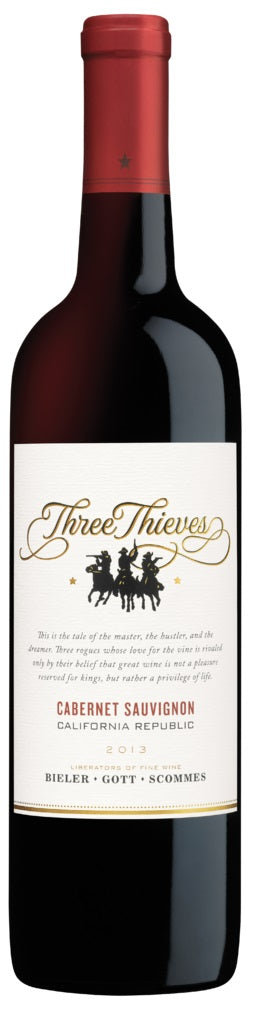 Three Thieves Cabernet Sauvignon 2015