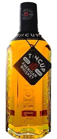 Tincup Whiskey 10 Year