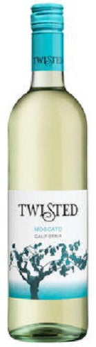 Twisted Wine Cellars Moscato 2017