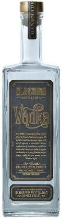 Bluebird Distilling Vodka