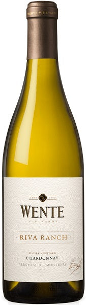 Wente Vineyards Chardonnay Riva Ranch 2017