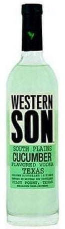 Western Son Vodka South Plains Cucumber