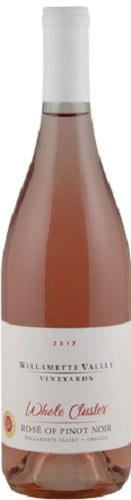 Willamette Valley Vineyards Rose Of Pinot Noir Whole Cluster 2017