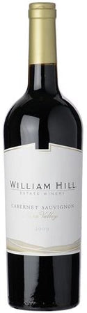 William Hill Cabernet Sauvignon Bench Blend 2013